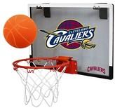 NBA Cleveland Cavaliers Rawlings Polycarbonate Over-The-Door Mini Hoop