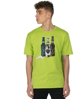 Dare 2b Green Bottle Print T-shirt
