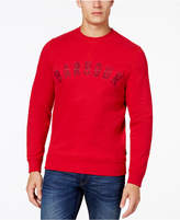 Barbour Men's Essential Logo Graphic-Print Sweatshirt, a Macy's Exclusive Style
