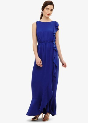 Phase Eight Biana Frill Maxi Dress