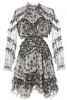 Zimmermann Divinity Ruffle Dress