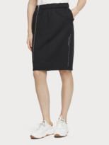 Scotch & Soda Side Zipper Sweat Skirt | Women