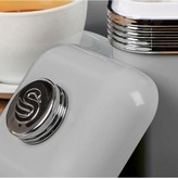Swan Retro Set of 3 Storage Canisters Grey