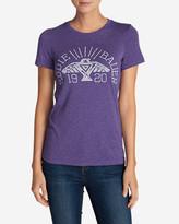 Eddie Bauer Women's Vintage Eagle Triblend T-Shirt