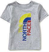 The North Face Little Boys 2T-6T Graphic Short-Sleeve Tee