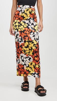 McQ Back Slit Skirt