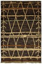 Solo Rugs Moroccan Collection Oriental Rug, 5'2 x 7'10