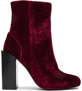 Jeffrey Campbell Stratford Booties in Wine