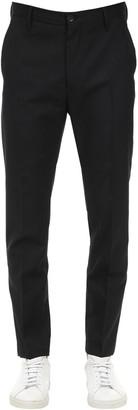 Diesel Cool Wool Blend Chino Pants