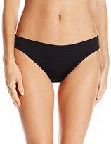 Calvin Klein Women's Wide Band Scoop Full Coverage Swimsuit Bikini Bottom