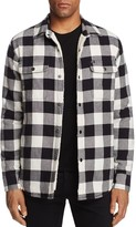 Obey Buffalo Plaid Sherpa Shirt Jacket - 100% Exclusive
