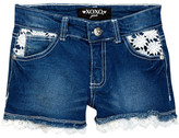 XOXO Stretch Denim Short (Big Girls)