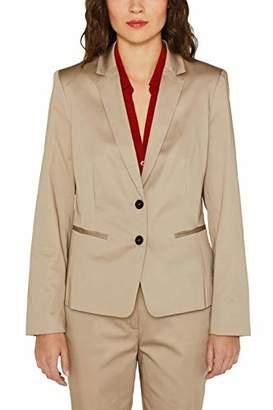 Esprit Women's 049EO1G003 Suit Jacket,UK