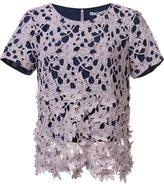 Zac Posen 'Waldorf' blouse - women - Polyester/cotton - 6