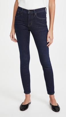 Madewell 9'' Mid Rise Jeans
