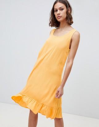 Ichi Drop Waist Tank Dress