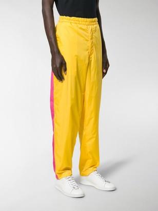 Comme Des Garçons Shirt Boys Side Panel Track Pants