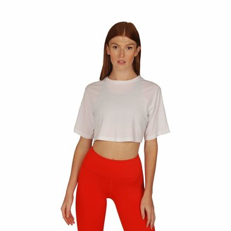 Classic Quick-Drying Crop Tee