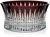Waterford Lismore Diamond Red Bowl