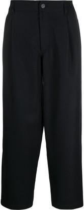 Comme des Garcons dropped crotch trousers