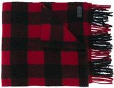 DSQUARED2 check scarf - men - Polyamide/Alpaca/Virgin Wool - One Size