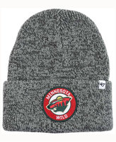 '47 Minnesota Wild Ice Chip Cuff Knit Hat