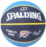 Spalding NBA TEAM OKLAHOMA CITY Basketball blau