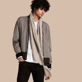 Burberry Printed Lightweight Jacket