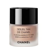 Chanel Soleil Tan De Chanel, Sheer Illuminating Fluid