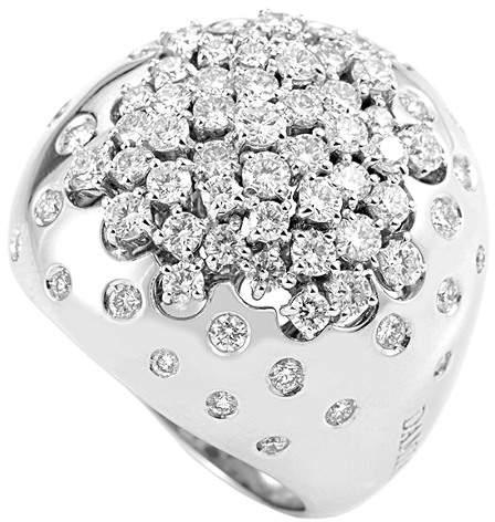 Damiani 18K 1.77 Ct. Tw. Diamond Ring