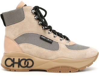 Jimmy Choo Hiking Boots