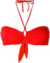 MC2 Saint Barth Nancy bikini top - women - Polyamide/Spandex/Elastane - M