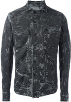 11 By Boris Bidjan Saberi camo effect denim jacket