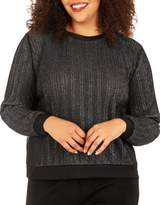 Rebel Wilson X Angels Plus Glitter Sweater