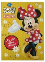 "Disney Minnie Mouse 96 Page Coloring & Activity Book ""All About Minnie"""