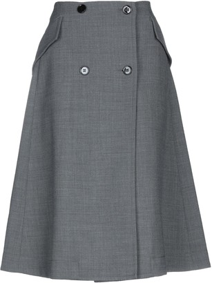 MM6 MAISON MARGIELA 3/4 length skirts