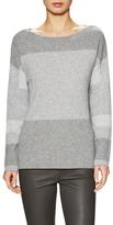 Vince Wool Intarsia Block Sweater