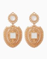 Charming charlie Upper East Side Dangle Earrings