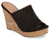 Athena Alexander Women's Isslaa Platform Wedge Sandal