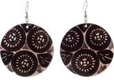 Tribal Shell Earrings