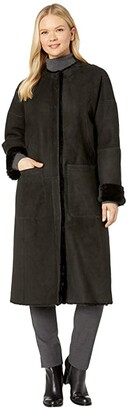 UGG Remy Reversible Shearling Coat
