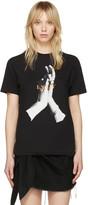 McQ by Alexander McQueen Black Hands Classic T-shirt