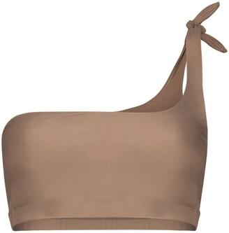Abysse One-Shoulder Bikini Top