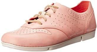 Clarks Tri Actor, Women's Low-Top Sneakers, Orange (Coral Leather), (39.5 EU)