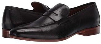 Trask Reed (Teak Italian Calfskin) Men's Shoes