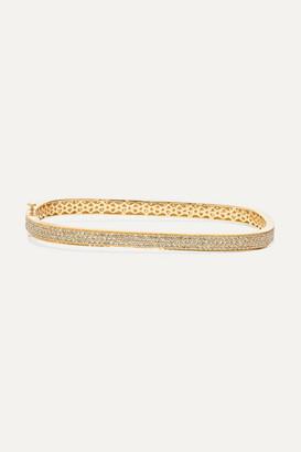 Ofira Geo 18-karat Gold Sapphire Bracelet - one size