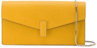 Valextra envelope crossbody bag