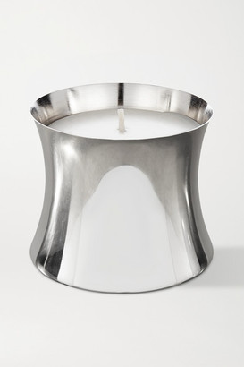 Tom Dixon Royalty Medium Scented Candle, 250g - Silver