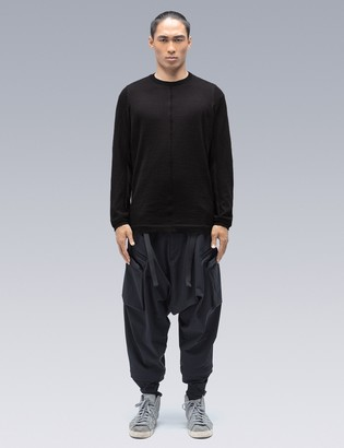 Acronym S23-AK Cashllama Long Sleeve Sweater
