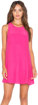 Amanda Uprichard Sleeveless Winthrop Dress